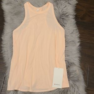 Nwt!Lululemon all tied up tank